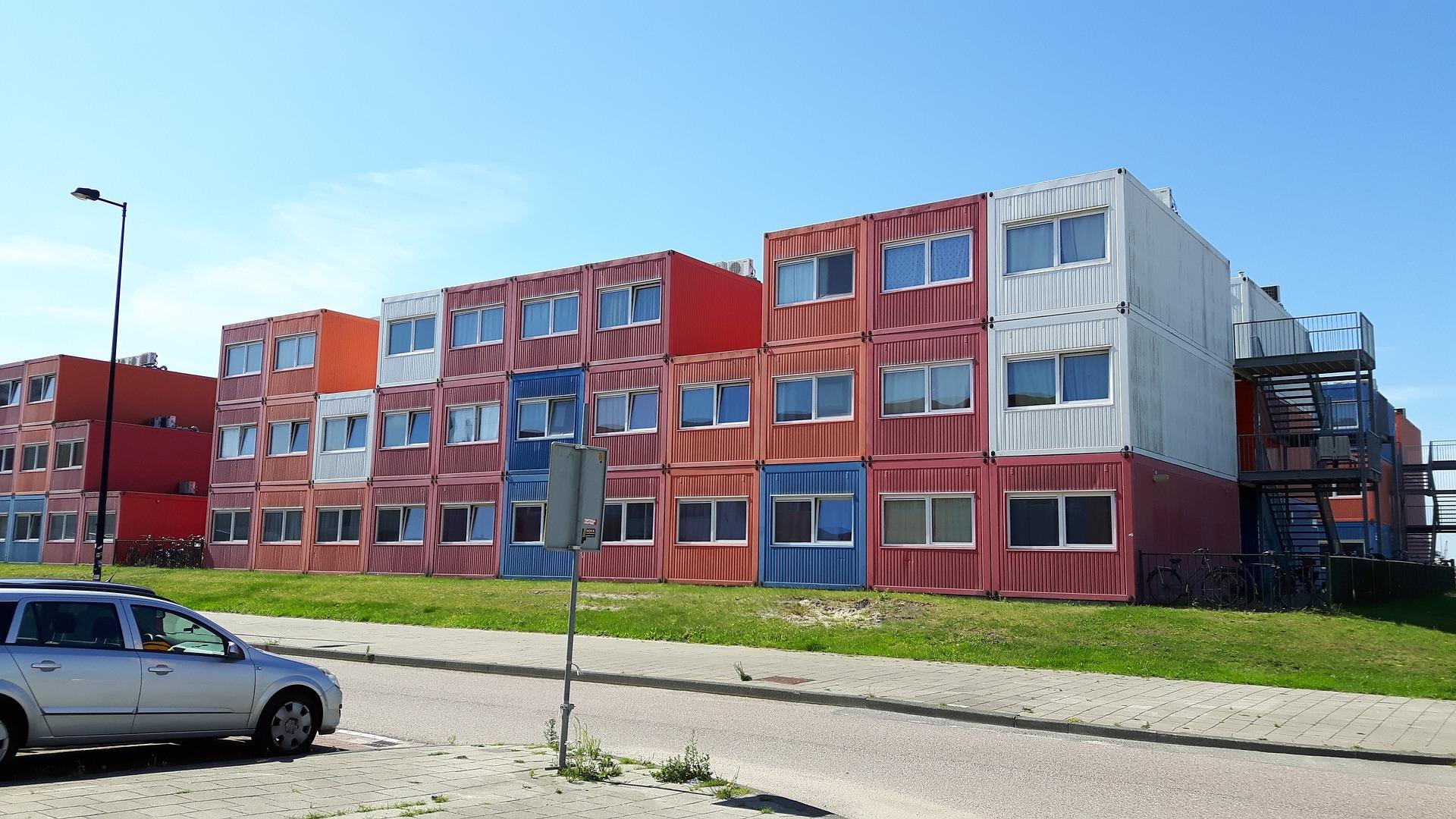 Nutzungsalternativen von Wohn-Containern
