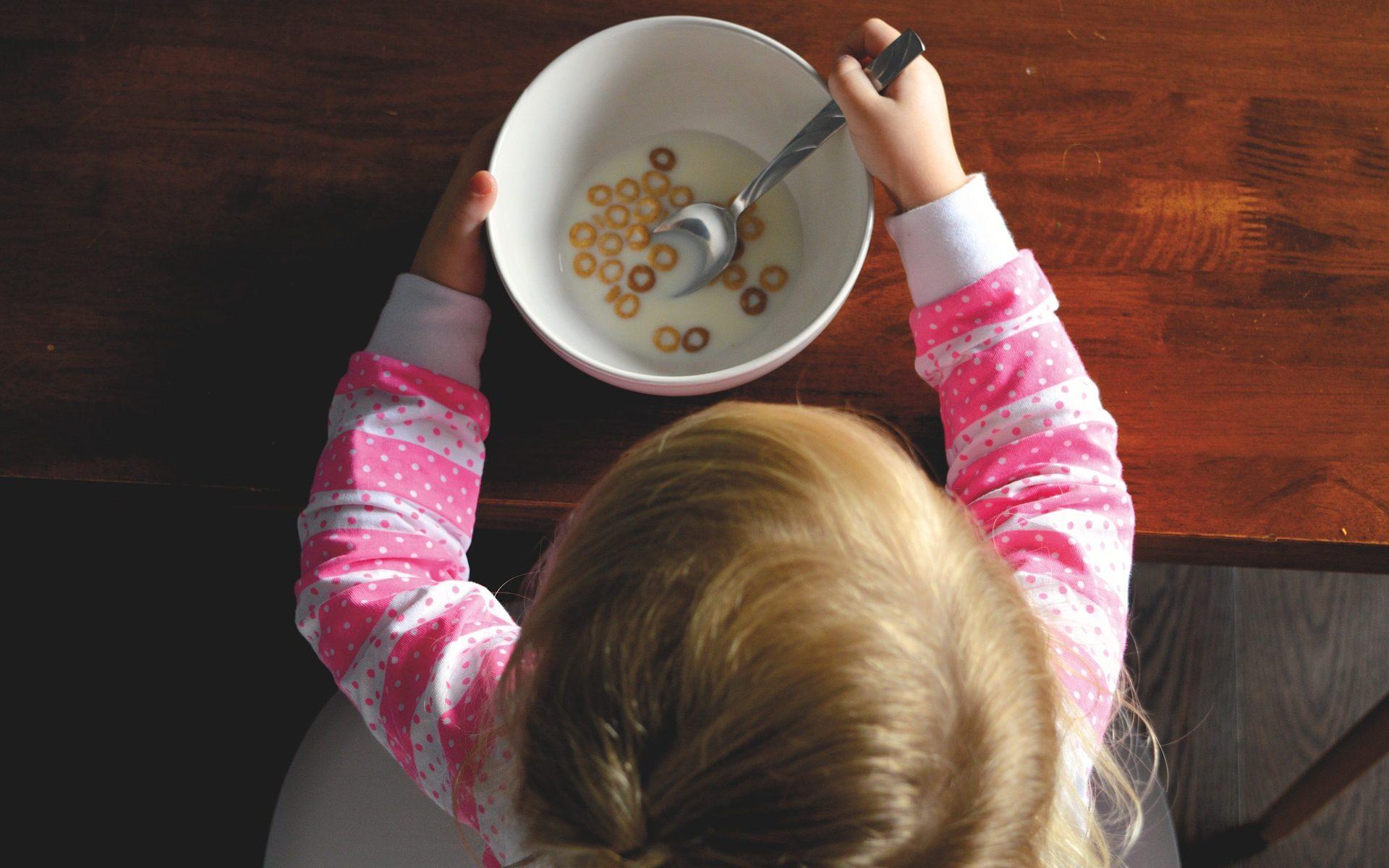Speisenversorgung in Kitas und Schulen