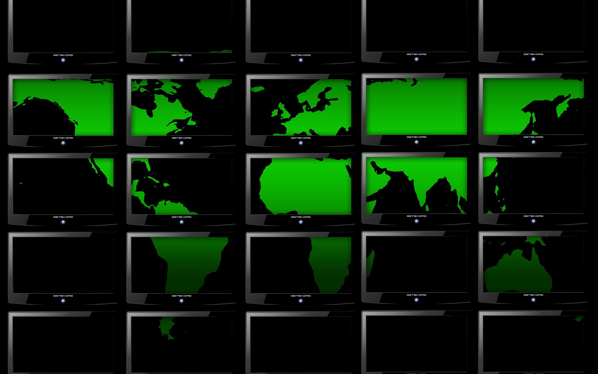 Videoüberwachung im Themenstadtplan
