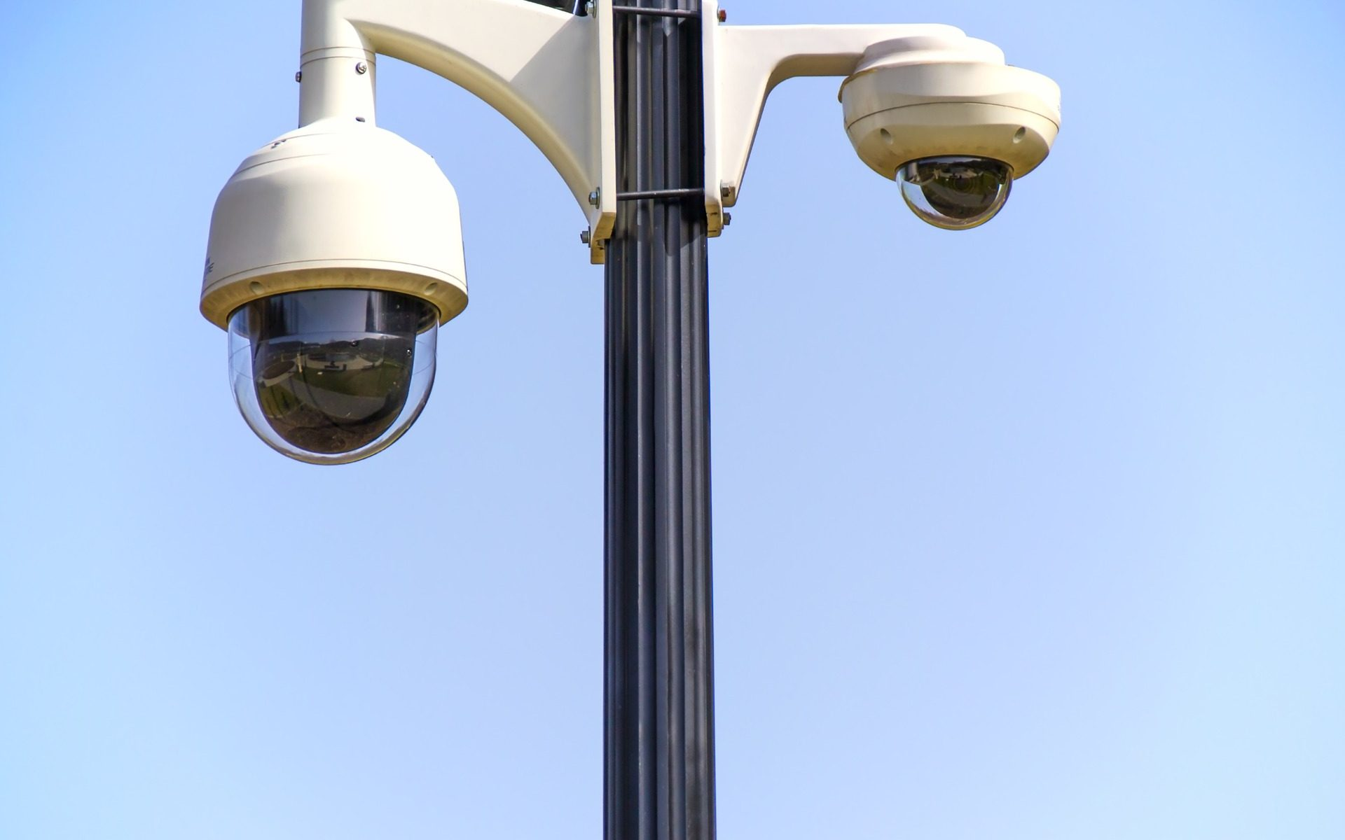 Big Brother is watching you - Transparenz an allen Orten